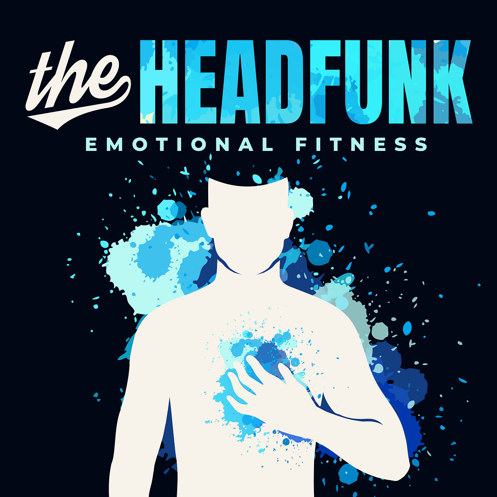 The headfunk cover logo